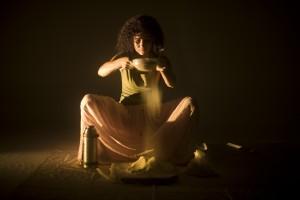 Ana Mello. Foto de Gabriela Zuccolillo
